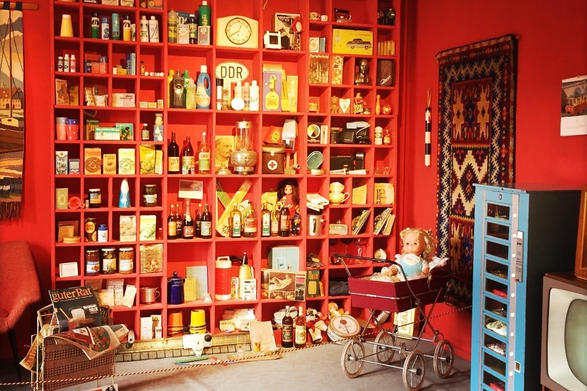 Ostprodukte im Stadtgeschichtlichen Museum Wolgast