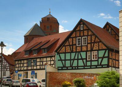 Historische Altstadt Wolgast