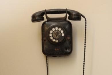 History altes Telefon