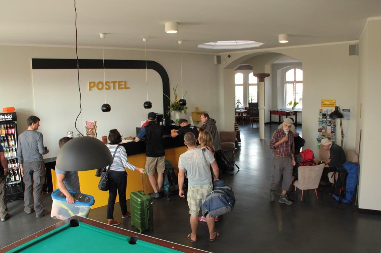 Postel Lobby
