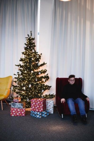 Postel Weihnachten