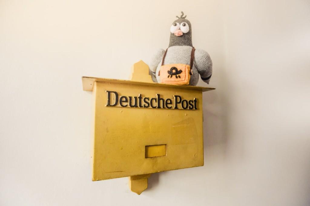 Postel Briefkasten