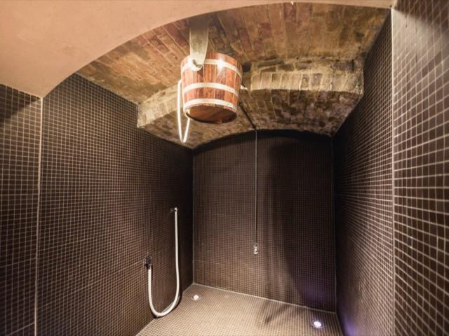 Postel Sauna