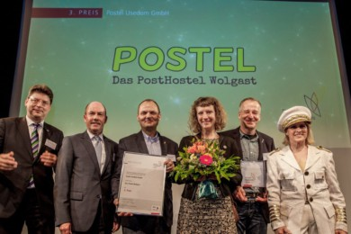 DTV Deutscher Tourismuspreis DRITTER Preis