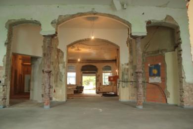Eingangshalle Postel Archiv