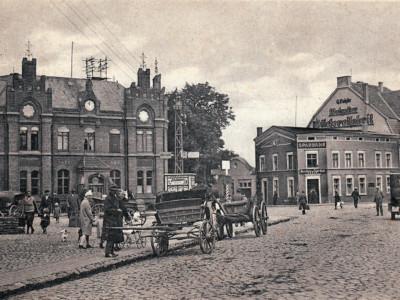 Presse Postel altes Postamt